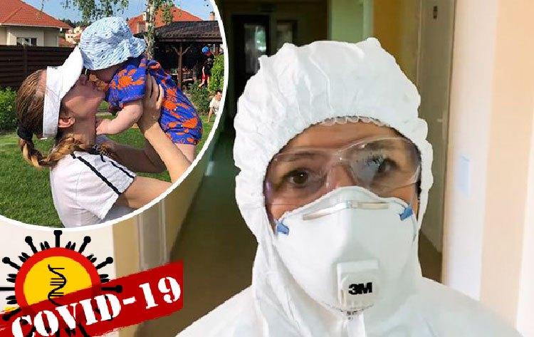 Нардеп Анна Скороход и ее ребенок заболены коронавирусом