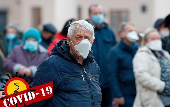В Украине 1072 заболевших и 27 умерших