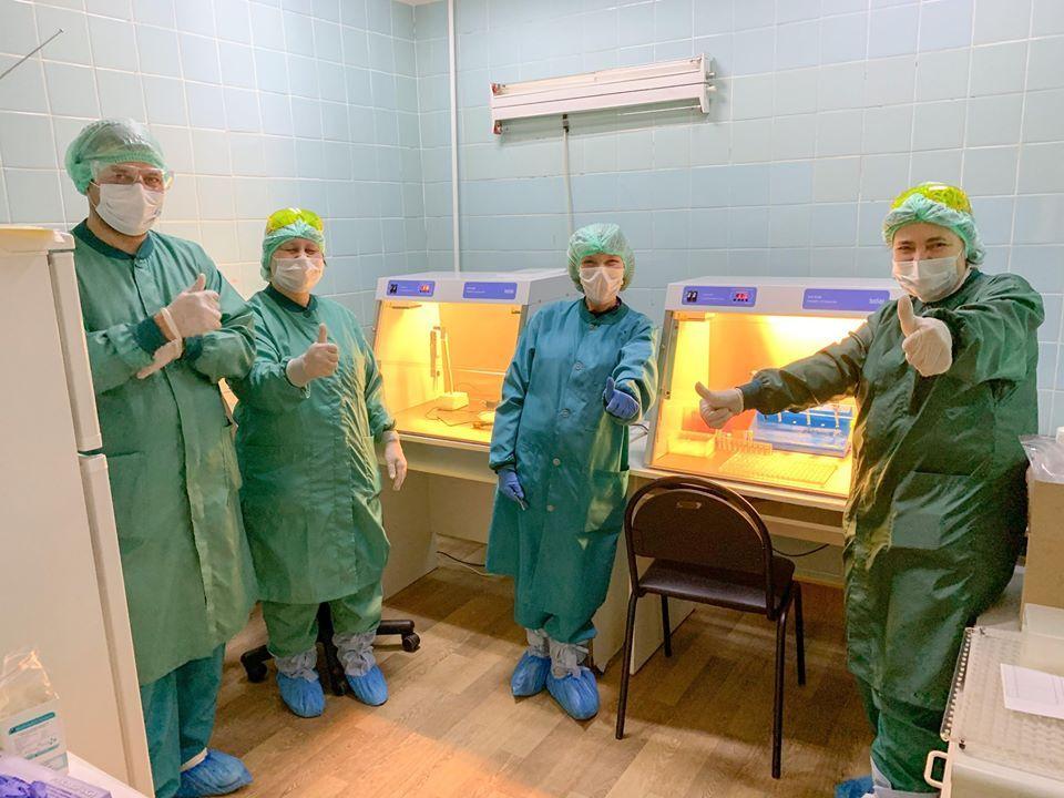 Kiev 2 patients Alexander Hospital