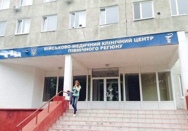 Khar\'kove u patsiyenta voyennogo gospitalya podozrevayut koronavirus  Kharkiv suspected coronavirus in a patient of a military hospital