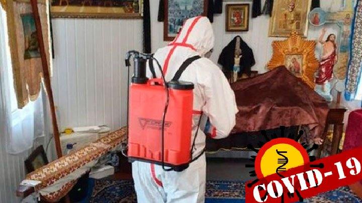 В Ровенской области коронавирусом заразился 41-летний монах